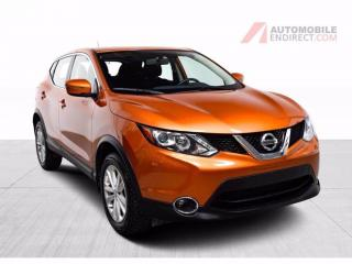 Used 2017 Nissan Qashqai SV AWD A/C Mags Toit Sièges Chauffants Caméra for sale in Île-Perrot, QC
