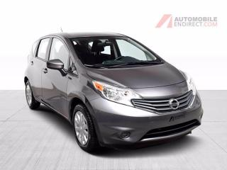 Used 2016 Nissan Versa Note SV Auto A/C Caméra Bluetooth for sale in Île-Perrot, QC