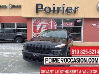 Used 2015 Jeep Cherokee North Latitude for sale in Val-D'or, QC