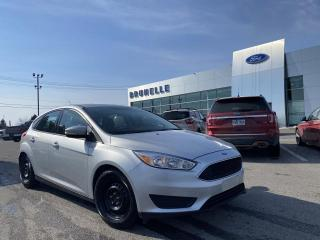 Used 2015 Ford Focus SE manuel 8 pneus for sale in St-Eustache, QC