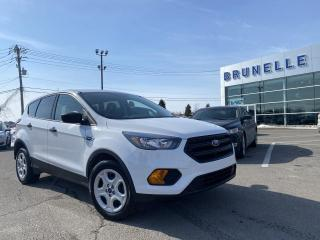 Used 2019 Ford Escape S 2,5L véhicule for sale in St-Eustache, QC