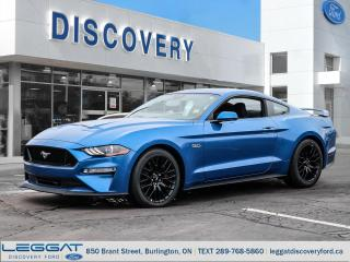 New 2021 Ford Mustang GT for sale in Burlington, ON