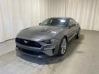 New 2021 Ford Mustang ECOBOOST COUPE PREM for sale in Regina, SK