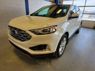 New 2021 Ford Edge -titanium for sale in Moose Jaw, SK