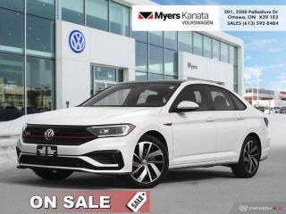 Used 2020 Volkswagen Jetta GLI DSG  - Certified - Low Mileage for sale in Kanata, ON