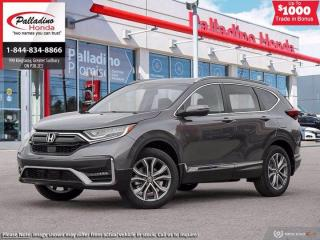 New 2021 Honda CR-V Touring for sale in Sudbury, ON