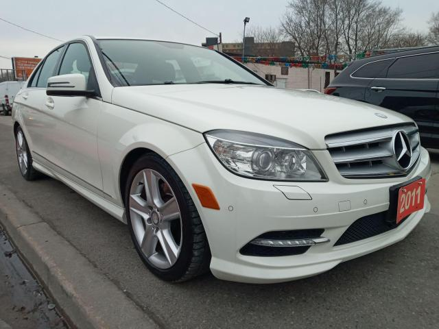 2011 Mercedes-Benz C-Class C 300-AWD- 134K-LEATHER-SUNROOF-BLUETOOTH-ALLOYS