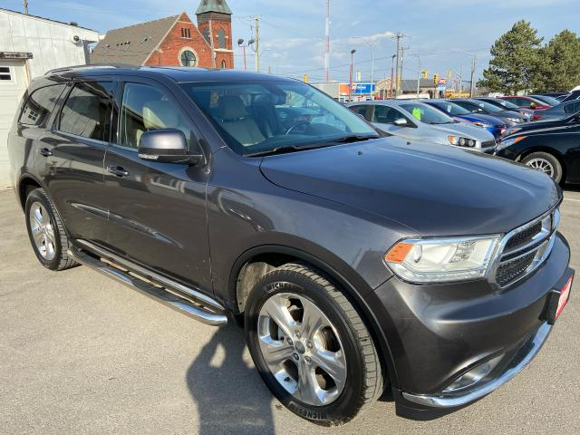 2014 Dodge Durango Limited ** AWD, NAV, BACK CAM, AUTOSTART**
