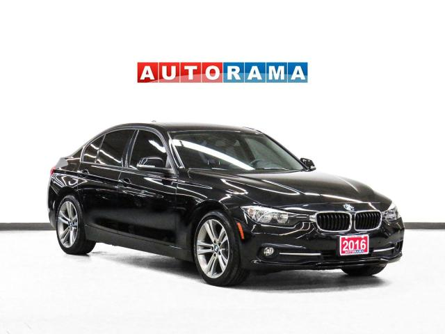 2016 BMW 320i xDrive Navigation Leather Sunroof Backup Camera