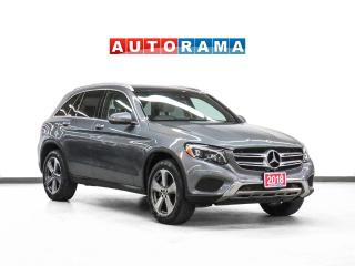 Used 2018 Mercedes-Benz GLC 300 4Matic Navigation Leather PanoRoof 360 Camera for sale in Toronto, ON