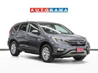 Used 2016 Honda CR-V SE AWD Backup Camera Heated Seats for sale in Toronto, ON