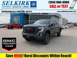 New 2021 GMC Sierra 1500 - Navigation - Sunroof for sale in Selkirk, MB
