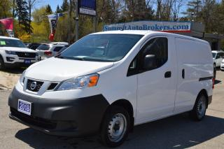 Used 2018 Nissan NV200 for sale in Richmond Hill, ON