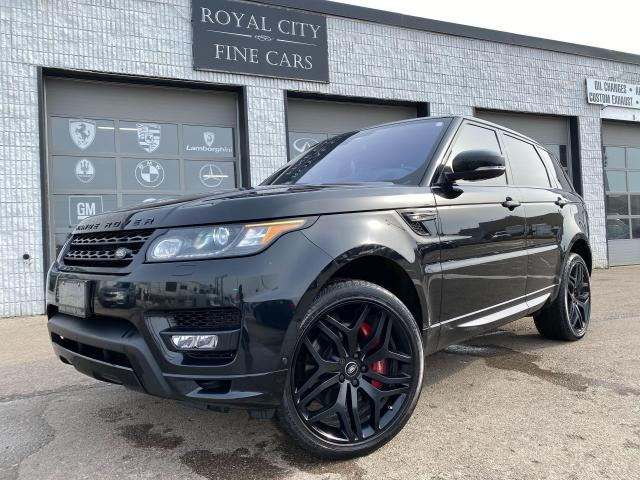 2016 Land Rover Range Rover Sport V6 HST LIMITED EDITION // SUPERCHARGED