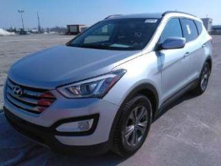 Used 2015 Hyundai Santa Fe Sport SPORT FWD for sale in Waterloo, ON