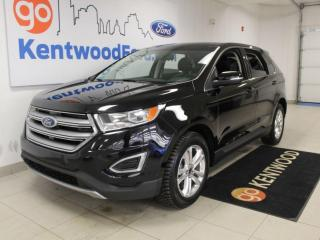 Used 2018 Ford Edge SEL | AWD | Heated Leather | Sunroof | Power Liftgate for sale in Edmonton, AB