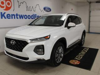 Used 2019 Hyundai Santa Fe Preferred | AWD | Heated Seats/Steering | Clean Carproof for sale in Edmonton, AB