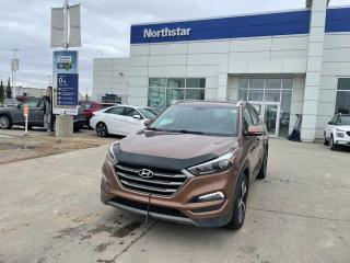 Used 2016 Hyundai Tucson PREMIUM/TURBO/AWD/HEATEDSTEERINGANDSEATS/POWERSEAT/DUALCLIMATE for sale in Edmonton, AB