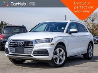 Used 2019 Audi Q5 Progressiv Quattro Navigation Panoramic Sunroof Bluetooth Backup Cam Heated Front Seats 19