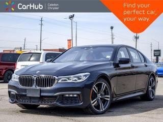 Used 2017 BMW 7 Series 750i xDrive Navigation Panoramic Sunroof Leather Heated Seats 360 Backup camera Leather 20