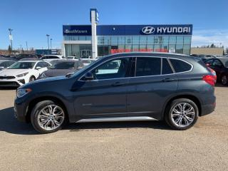 Used 2018 BMW X1 28i/AWD/HUD/PANO ROOF/NAVI/LEATHER for sale in Edmonton, AB