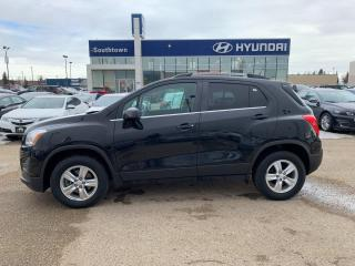 Used 2013 Chevrolet Trax LT/BLUETOOTH/POWER OPTIONS for sale in Edmonton, AB