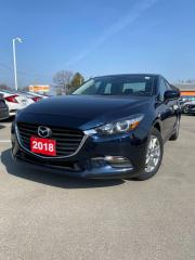 Used 2018 Mazda MAZDA3 GS for sale in Woodstock, ON