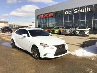 Used 2015 Lexus IS 250 IS 250, F SPORT 2, AWD for sale in Edmonton, AB