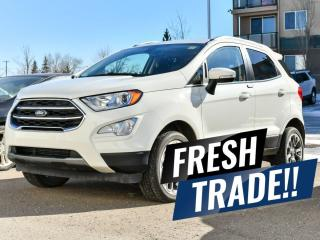 Used 2020 Ford EcoSport Titanium for sale in Red Deer, AB