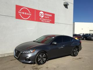 Used 2019 Nissan Altima 2.5 SV / Certified Pre-Owned / One Owner / No Accidents for sale in Edmonton, AB