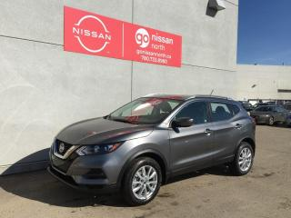 New 2021 Nissan Qashqai SV/AWD/PRO PILOT/MOONROOF/HEATED STEERING/REMOTE START/ROOF RAILS for sale in Edmonton, AB