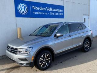 New 2021 Volkswagen Tiguan United for sale in Edmonton, AB