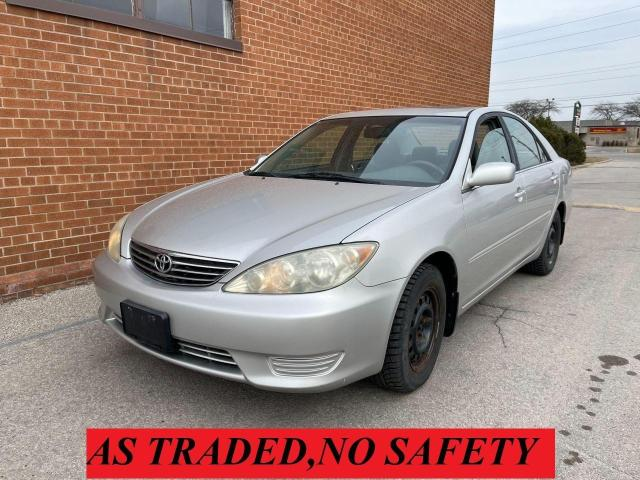 2006 Toyota Camry LE/SUNROOF/4 CYLINDERS