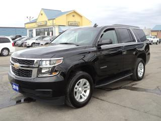 Used 2019 Chevrolet Tahoe 1500 LS 4x4 5.3L 8Pass BackCam RemoteStart for sale in Brantford, ON
