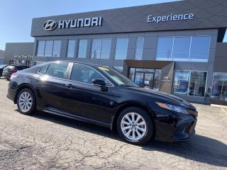 Used 2020 Toyota Camry SE for sale in Charlottetown, PE