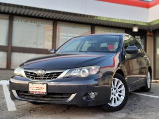 Used 2008 Subaru Impreza 2.5 i LOW Mileage | 1-Owner | AWD for sale in Waterloo, ON