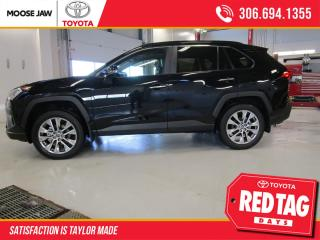 New 2021 Toyota RAV4 LIMITED  for sale in Moose Jaw, SK