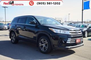 Used 2017 Toyota Highlander LE for sale in Hamilton, ON