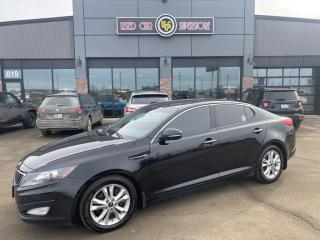 Used 2013 Kia Optima 4dr Sdn Auto EX Turbo for sale in Thunder Bay, ON