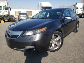 Used 2012 Acura TL for sale in Brampton, ON