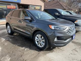 Used 2020 Ford Edge Titanium for sale in Bradford, ON