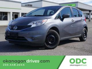Used 2016 Nissan Versa Note SV | BACKUP CAM | BLUETOOTH | LOCALLY OWNED for sale in Kelowna, BC