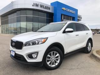 Used 2017 Kia Sorento 2.4L LX AWD LX 4CYL AUTO HEATED SEATS REAR PARK ASSIST for sale in Orillia, ON