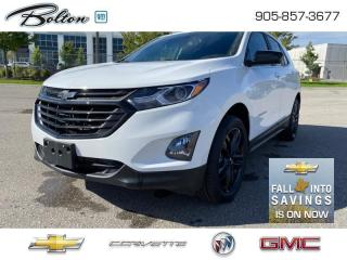 New 2021 Chevrolet Equinox LT - Sport Edition - $211 B/W for sale in Bolton, ON