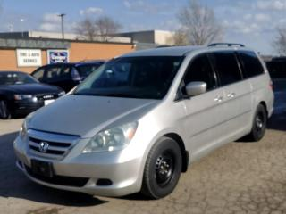 Used 2007 Honda Odyssey 5dr Wgn EX for sale in Kitchener, ON