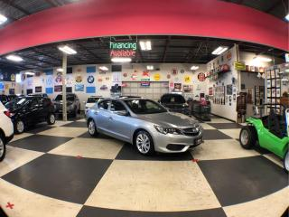 Used 2017 Acura ILX AUT0 A/C PREMIUM PKG P/START SUNROOF CAMERA 57K for sale in North York, ON