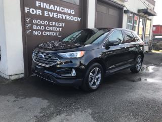 Used 2020 Ford Edge SEL for sale in Abbotsford, BC