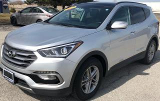 Used 2018 Hyundai Santa Fe Sport SE for sale in Windsor, ON