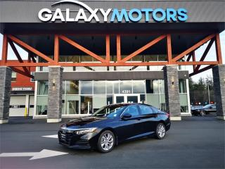 Used 2019 Honda Accord LX for sale in Duncan, BC