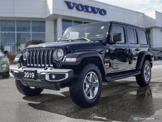 Used 2019 Jeep Wrangler Unlimited Sahara for sale in Winnipeg, MB